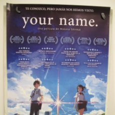 Cine: YOUR NAME. Lote 194926743