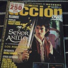 Cine: ACCIÓN N. 113 AÑO 10 , ALGUNAS FICHAS ESTÁN RECORTADAS. Lote 141863266