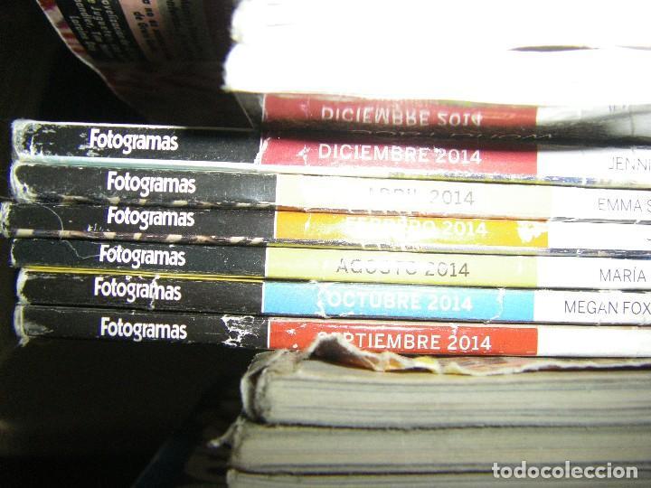 Cine: enorme lote de la revista FOTOGRAMAS + de 50 números incluye especial número 2000 - Foto 6 - 141901222