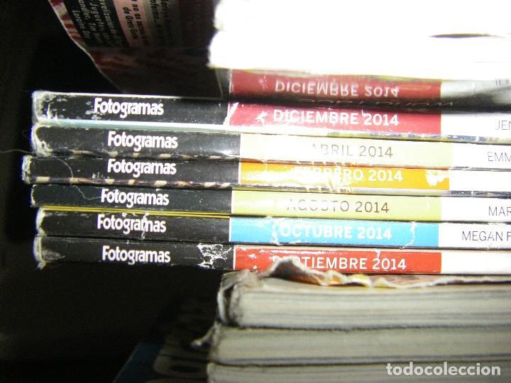 Cine: enorme lote de la revista FOTOGRAMAS + de 50 números incluye especial número 2000 - Foto 7 - 141901222
