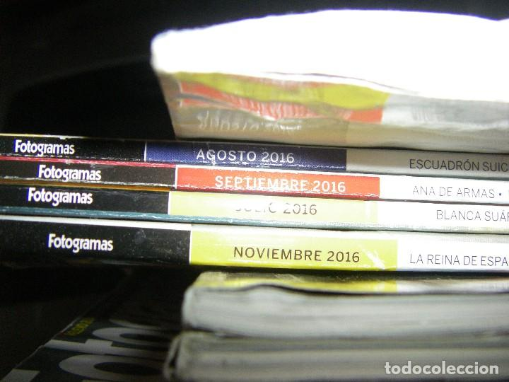 Cine: enorme lote de la revista FOTOGRAMAS + de 50 números incluye especial número 2000 - Foto 8 - 141901222