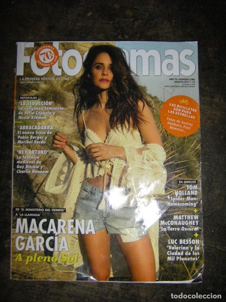 Cine: enorme lote de la revista FOTOGRAMAS + de 50 números incluye especial número 2000 - Foto 12 - 141901222