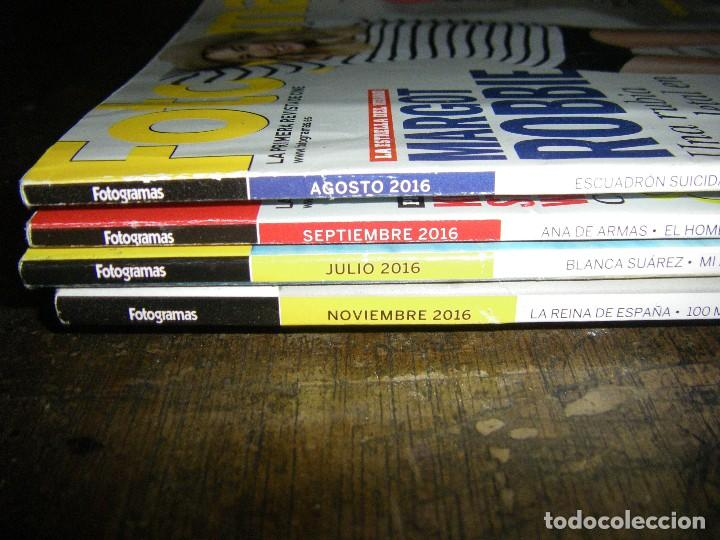 Cine: enorme lote de la revista FOTOGRAMAS + de 50 números incluye especial número 2000 - Foto 13 - 141901222