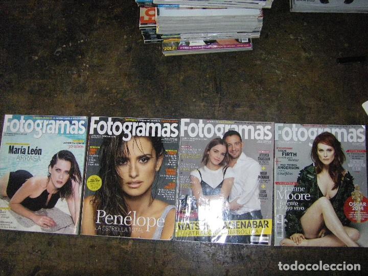 Cine: enorme lote de la revista FOTOGRAMAS + de 50 números incluye especial número 2000 - Foto 16 - 141901222