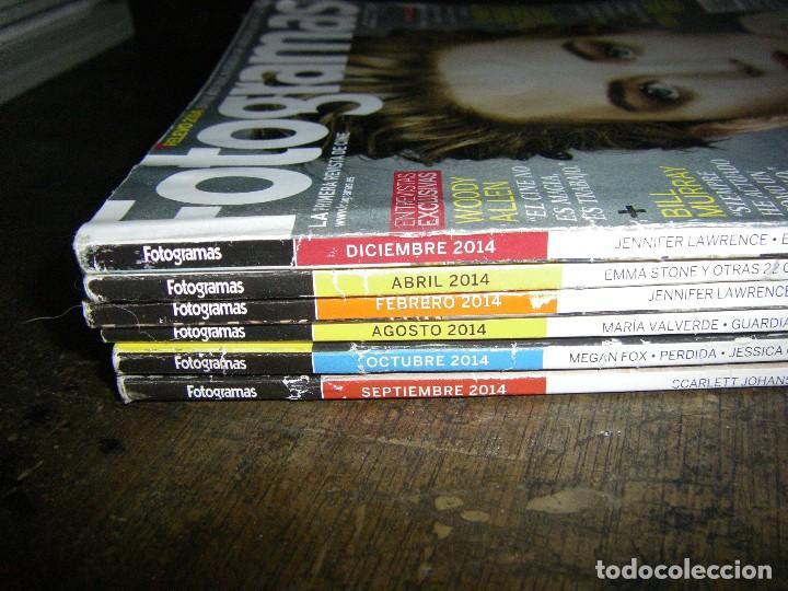 Cine: enorme lote de la revista FOTOGRAMAS + de 50 números incluye especial número 2000 - Foto 18 - 141901222