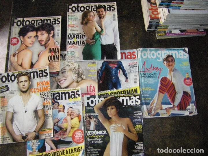 Cine: enorme lote de la revista FOTOGRAMAS + de 50 números incluye especial número 2000 - Foto 21 - 141901222