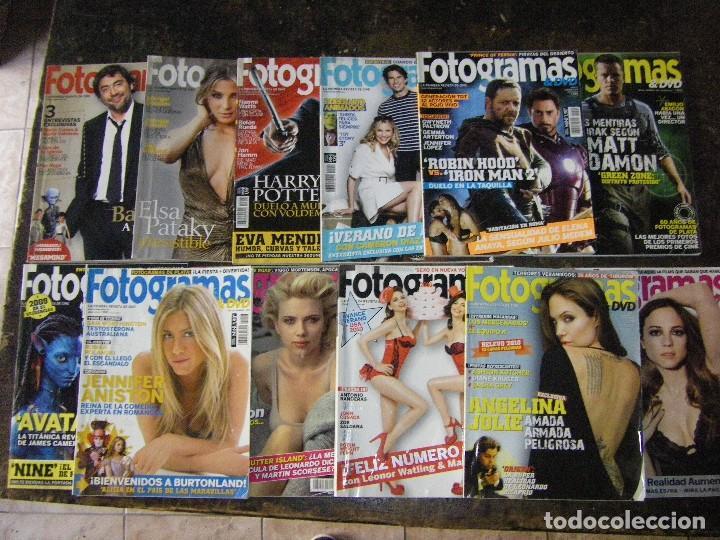 Cine: enorme lote de la revista FOTOGRAMAS + de 50 números incluye especial número 2000 - Foto 28 - 141901222