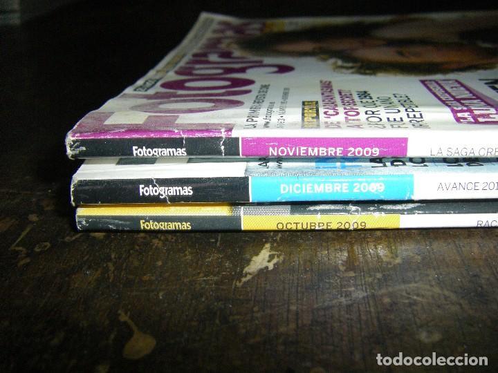 Cine: enorme lote de la revista FOTOGRAMAS + de 50 números incluye especial número 2000 - Foto 29 - 141901222