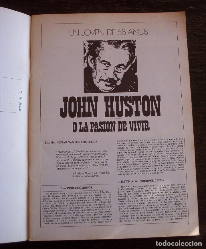 Cine: DIRIGIDO POR... - Nº 14 - AÑO 1974 - MUY BUEN ESTADO - Foto 2 - 142107506
