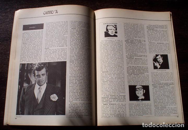 Cine: DIRIGIDO POR... - Nº 14 - AÑO 1974 - MUY BUEN ESTADO - Foto 5 - 142107506