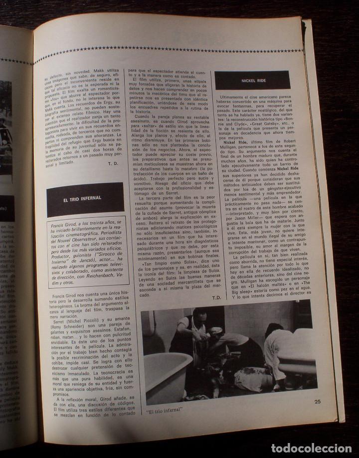 Cine: DIRIGIDO POR... - Nº 14 - AÑO 1974 - MUY BUEN ESTADO - Foto 6 - 142107506