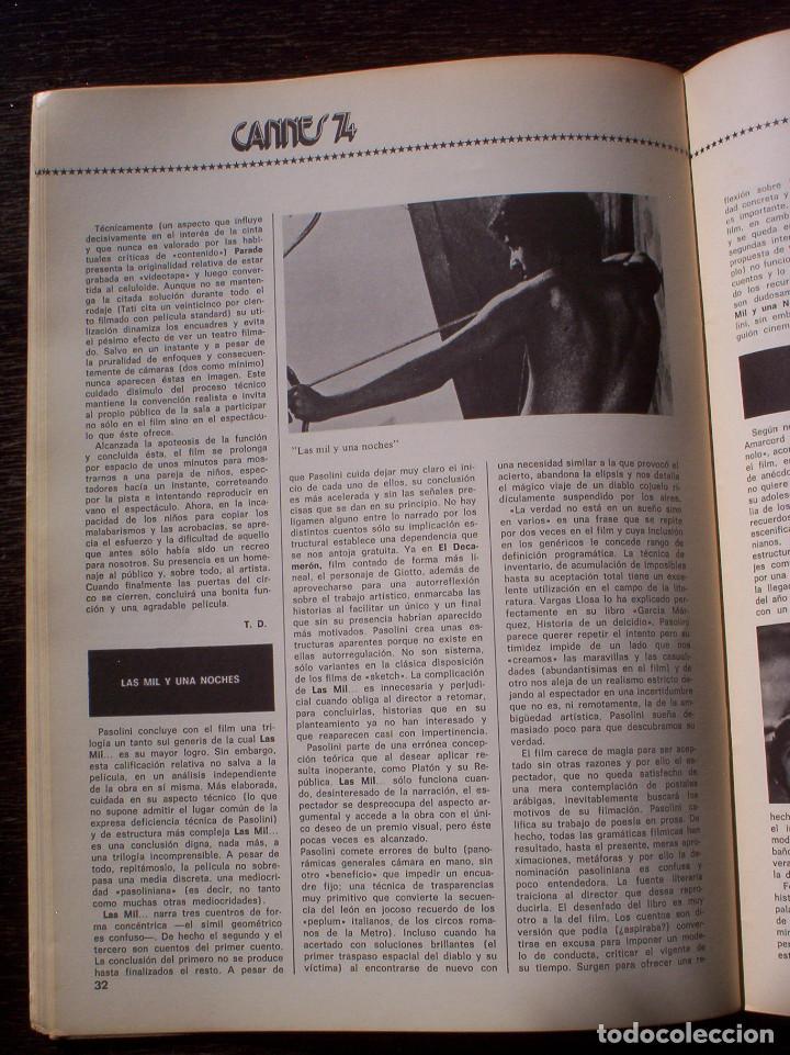 Cine: DIRIGIDO POR... - Nº 14 - AÑO 1974 - MUY BUEN ESTADO - Foto 7 - 142107506