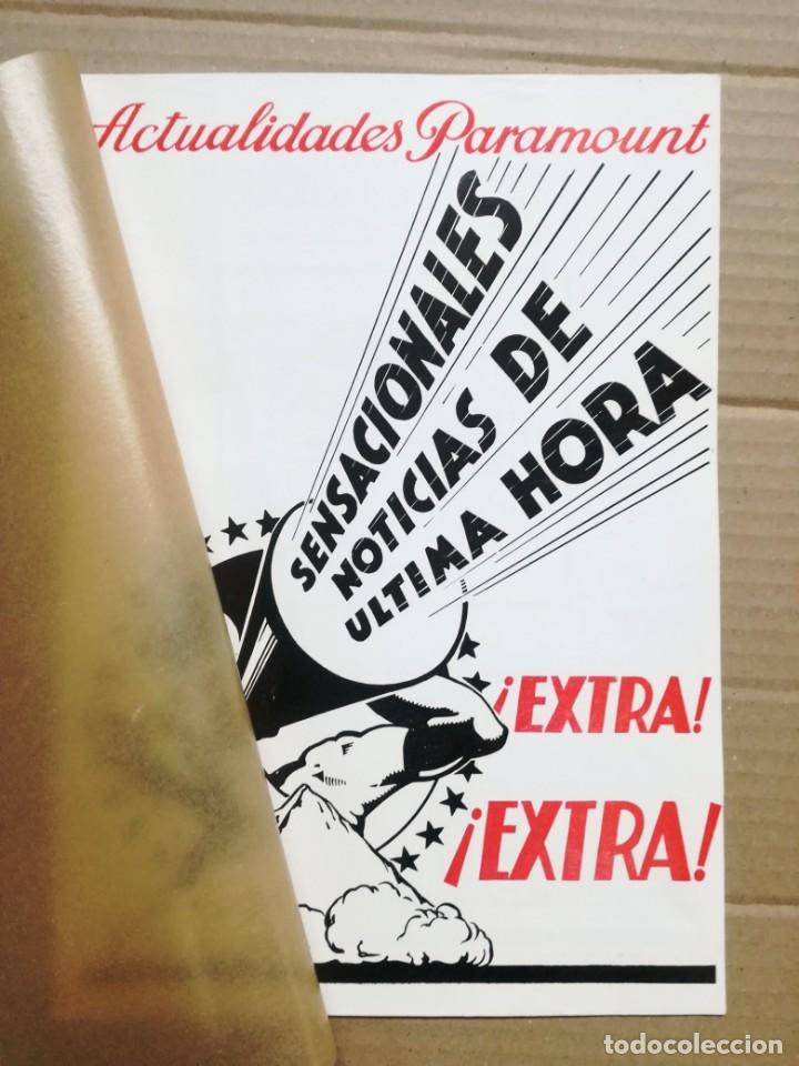 Cine: ACTUALIDADES PARAMOUNT.REVISTA DE CINE JUNIO 1936 Nº 9. VER FOTOS - Foto 2 - 142143910