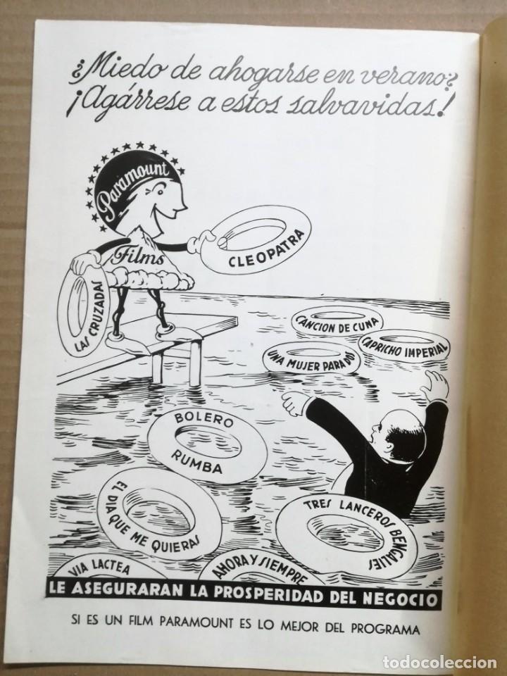 Cine: ACTUALIDADES PARAMOUNT.REVISTA DE CINE JUNIO 1936 Nº 9. VER FOTOS - Foto 11 - 142143910