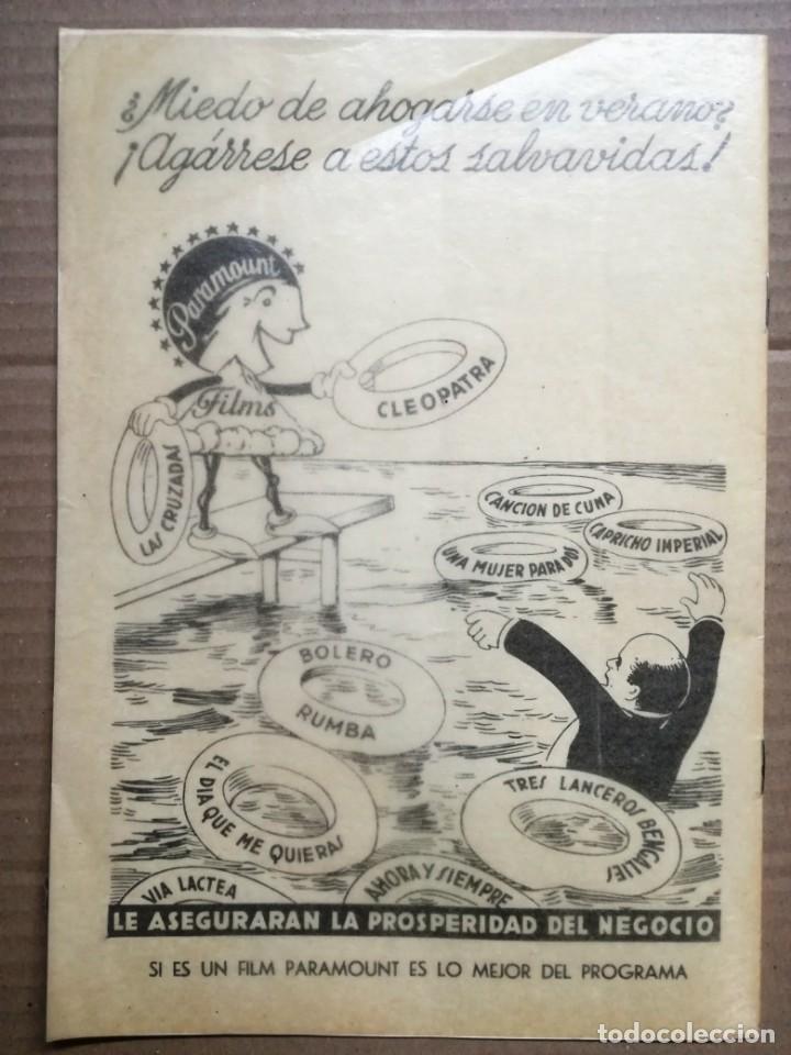 Cine: ACTUALIDADES PARAMOUNT.REVISTA DE CINE JUNIO 1936 Nº 9. VER FOTOS - Foto 12 - 142143910