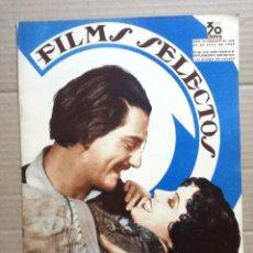 Cine: FILMS SELECTOS AÑO 1935, Nº 248. Lote 142149182