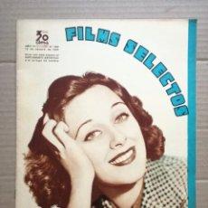 Cine: FILMS SELECTOS. AÑO VI, Nº 260, 12 OCTUBRE 1935. Lote 142149422