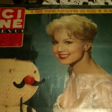 Cine: CINE REVUE MYLENE DEMONGEOT 1958. Lote 142890472