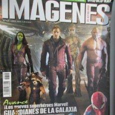 Cine: IMAGENES REVISTA Nº 345 2014 . Lote 142915926