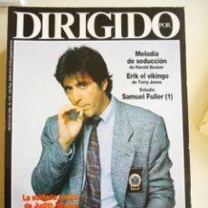 Cine: LOTE DE 14 REVISTAS DIRIGIDO POR NÚMEROS 161 A 175 DE SEPTIEMBRE DE 1988 A DICIEMBRE DE 1989. Lote 143161234