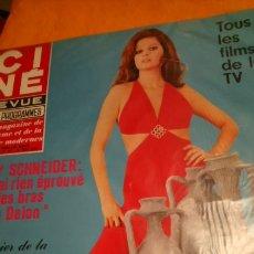 Cine: CLAUDIA CARDINALE CINE REVUE. Lote 143824225