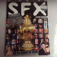 Cine: SFX MARCH 2000 ( EDICION EN INGLES ) REVISTA DE CINE. Lote 143881902