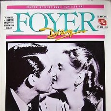Cine: FOYER DIARY - CANNES 93. Lote 143894766