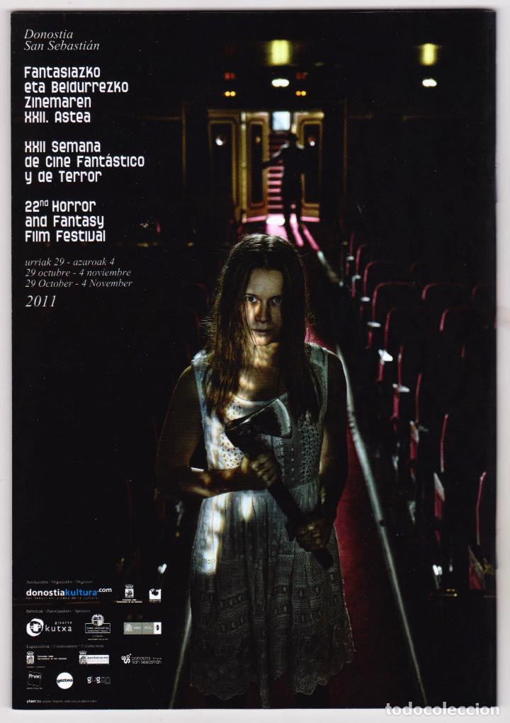 Cine: 2000 MANÍACOS - NÚMERO 42 - PERFECTO ESTADO - Foto 2 - 144157570
