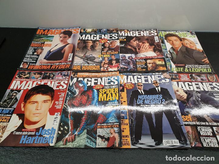 Cine: Lote 28 revistas de IMÁGENES DE ACTUALIDAD. Entre los años 2000 y 2009 (Envío 5,43€) - Foto 2 - 144283534
