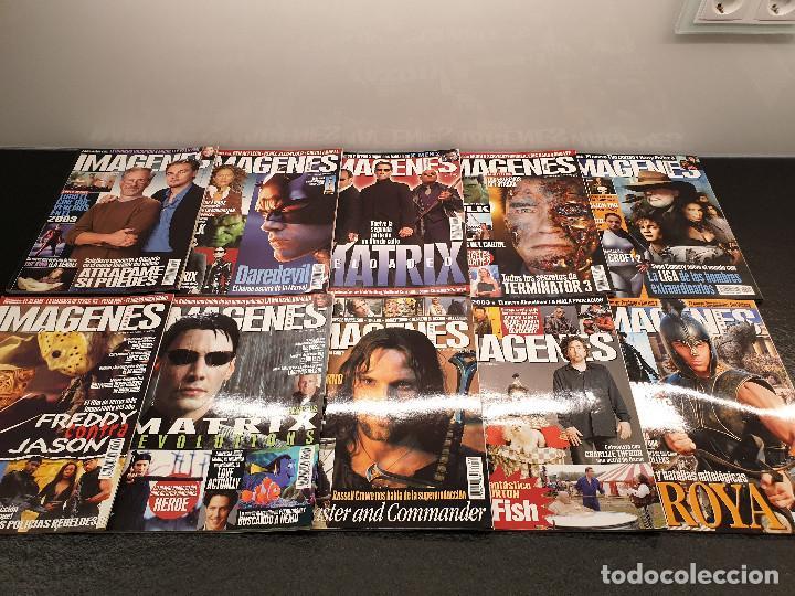 Cine: Lote 28 revistas de IMÁGENES DE ACTUALIDAD. Entre los años 2000 y 2009 (Envío 5,43€) - Foto 3 - 144283534
