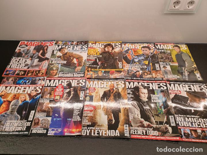 Cine: Lote 28 revistas de IMÁGENES DE ACTUALIDAD. Entre los años 2000 y 2009 (Envío 5,43€) - Foto 4 - 144283534