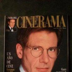 Cine: CINERAMA 43-1996-PAUL NASCHY-GARY OLDMAN-PAUL VERHOEVEN-MICHELLE PFEIFFER-RICHARD BROOKS-LANA TURNER. Lote 144505794