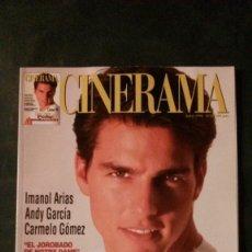 Cine: CINERAMA 48-1996-TOM CRUISE-WINONA RYDER-CARMELO GÓMEZ-EMMA SUÁREZ-PAUL NASCHY-FRED ASTAIRE. Lote 144507822