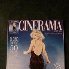 Cine: CINERAMA 49-1996-MARILYN MONROE-JEAN CLAUDE VAN DAMME-EMMANUELLE BÉART-MARLENE DIETRICH-AVA GARDNER. Lote 144508702