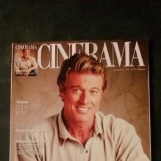 Cine: CINERAMA 50-1996-ROBERT REDFORD-JEFF BRIDGES-JAN DE BONT-SANDRA BULLOCK-JENNIFER JONES. Lote 144508742