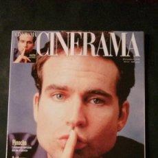 Cine: CINERAMA 53-1996-LIAM NEESON-JOHN TRAVOLTA-HUGH GRANT-CONCHA VELASCO-ANA ÁLVAREZ-SARA MONTIEL. Lote 144509466