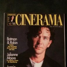 Cine: CINERAMA 59-1997-TIMOTHY HUTTON-DISNEY-SOPHIE MARCEAU-JUANJO PUIGCORBÉ-CRISTINA MARCOS. Lote 144514954