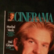 Cine: CINERAMA 61-1997-MATTHEW MODINE-DISNEY-POLLY WALKER-MARIBEL VERDÚ-HARRISON FORD-MEL GIBSON. Lote 144515074