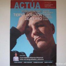 Cine: REVISTA ACTÚA Nº 53 OCTUBRE-DICIEMBRE 2017. Lote 144555658