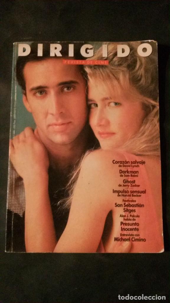 DIRIGIDO POR... Nº 185-1990-MICHAEL CIMINO (Cine - Revistas - Dirigido por)