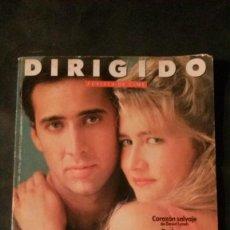 Cine: DIRIGIDO POR... Nº 185-1990-MICHAEL CIMINO. Lote 144795910