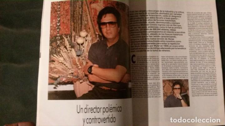 Cine: DIRIGIDO POR... Nº 185-1990-MICHAEL CIMINO - Foto 2 - 144795910