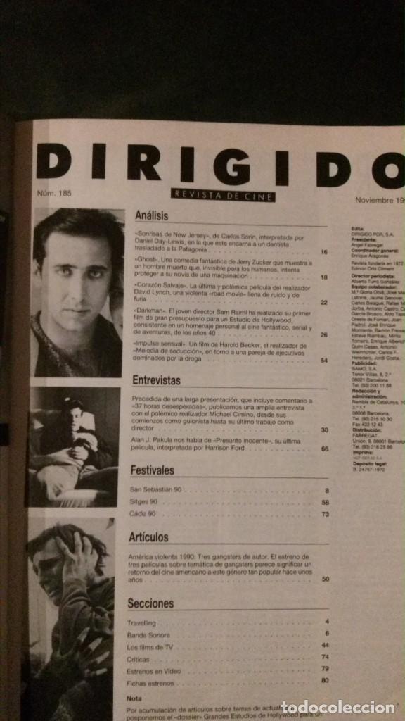 Cine: DIRIGIDO POR... Nº 185-1990-MICHAEL CIMINO - Foto 3 - 144795910