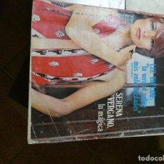 Cine: REVISTA NUEVO FOTOGRAMAS 1086 8 AGOSTO 1969 LIZ TAYLOR SERENA VERGANO. Lote 145023366