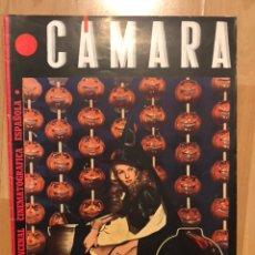 Cine: REVISTA DE CINE CÁMARA.VERONICA LAKE.LA VIDA DE CLAUDETTE COLBERT LUCILLE BALL.MAYO 1945. Lote 145585136