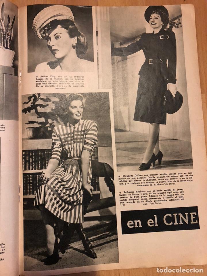 Cine: Revista de cine cámara.june lockhart.katharine hepburn.noviembre 1946 - Foto 2 - 145608824