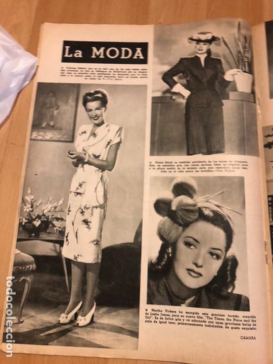 Cine: Revista de cine cámara.june lockhart.katharine hepburn.noviembre 1946 - Foto 6 - 145608824