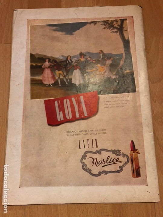Cine: Revista de cine cámara.june lockhart.katharine hepburn.noviembre 1946 - Foto 9 - 145608824