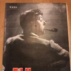 Cine: REVISTA DE CINE FILM IDEAL 25.MARLENE DIETRICH ERICH VON STROHEIM.NOVIEMBRE 1958. Lote 145611060