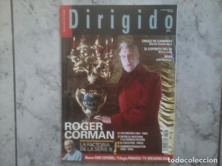 DIRIGIDO POR 436. SEPTIEMBRE 2013. (Cine - Revistas - Dirigido por)